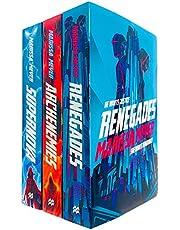 Renegades Series 3 Books Collection Set by Marissa Meyer (Renegades, Archenemies & Supernova)