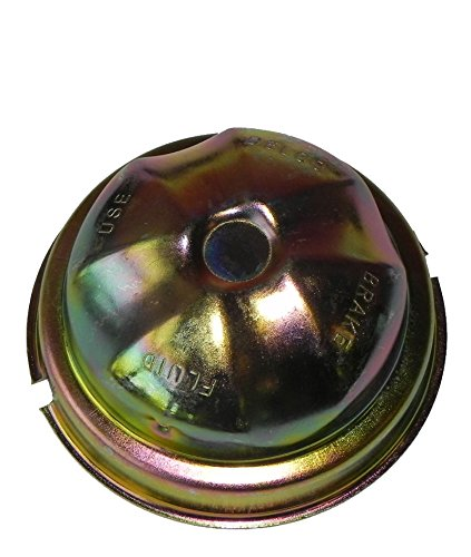 ((E-3-4) Compatible With 1964-66 GM A-Body Factory Single Master Cylinder Cap With Correct Lettering NOSR)