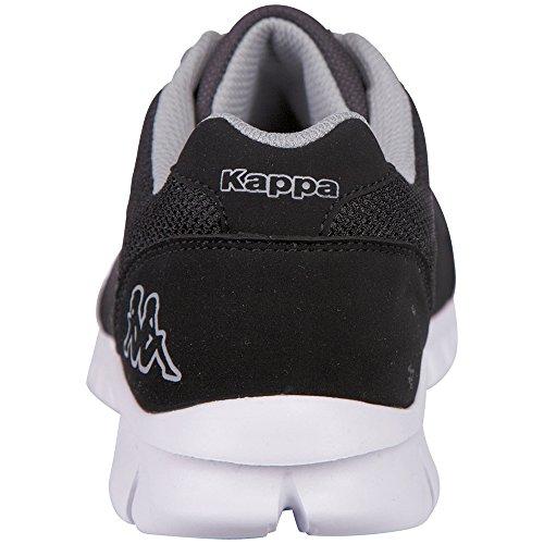Kappa Noir Adulte Unisexe S Baskets wgwAfqpr