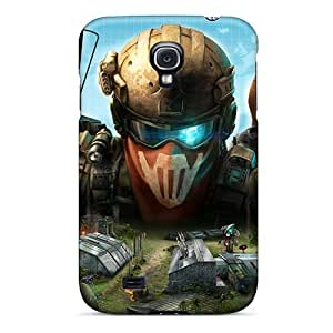 Galaxy S4 Case Cover Ghost Recon Commander Case - Eco-friendly Packaging