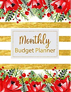 budget planner weekly monthly expense tracker organizer budget