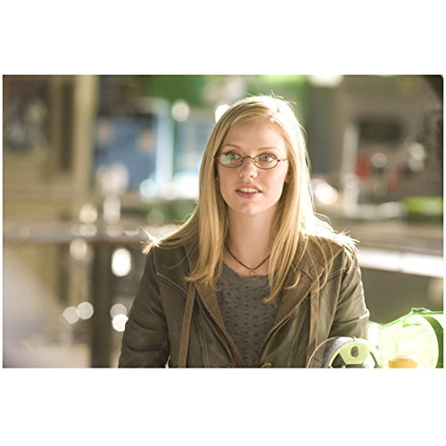 - G-Force Kelli Garner as Marcie in Jacket and Glasses Faded Background 8 x 10 inch photo