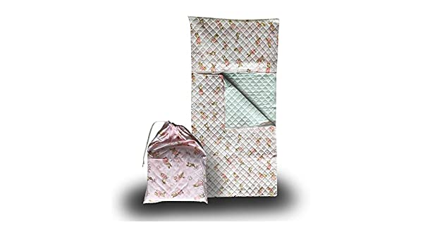 Kit composé dune gigoteuse et dun petit sac, pour enfants de 2 à 6 ans Taille unique enfant Coniglietti Coccole Rosa: Amazon.es: Bebé
