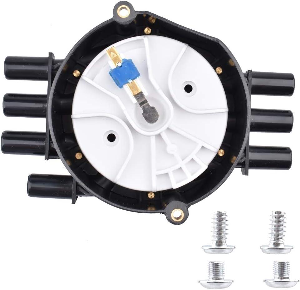 Ignition Distributor Cap /& Rotor for Chevy Astro Van Blazer Jimmy 4.3L V6 DR475