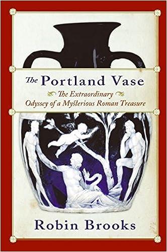 Amazon The Portland Vase The Extraordinary Odyssey Of A