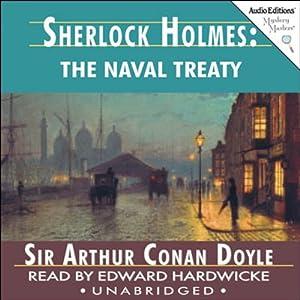 Sherlock Holmes: The Naval Treaty Audiobook