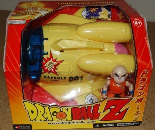 Dragonball Z Krillin w/ Capsule No. 991
