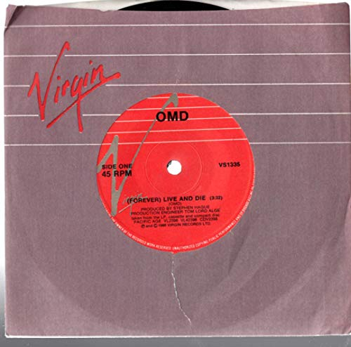 OMD Orchestral Manoeuvers In The Dark: (Forever) Live And Die 7