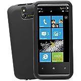 HTC Arrive Sprint Windows Phone Hard Case Cover - Rubberized Black