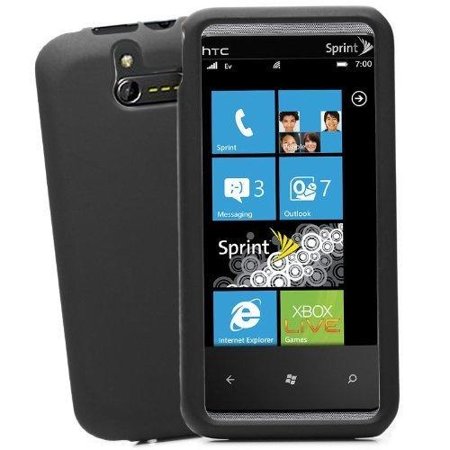 amazon com htc arrive sprint windows phone hard case cover rh amazon com Sprint HTC EVO 4G Phone Sprint HTC EVO Shift