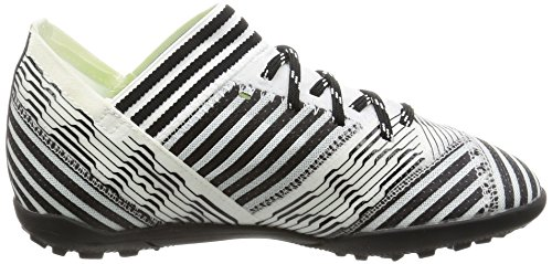 adidas Nemeziz Tango 17.3 Tf J - Zapatillas de fútbol Niños Multicolor (Ftwr White/solar Yellow/core Black)