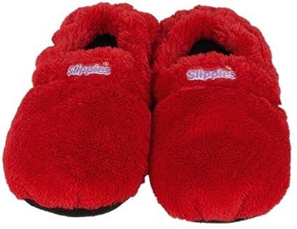 Pantuflas para estar por casa (talla M, 36-40, se pueden calentar ...