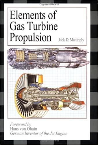 Elements Of Gas Turbine Propulsion W Ibm 3 5 Disk Mattingly Jack 9780079121967 Amazon Com Books