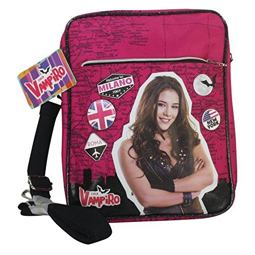 Bandolera Maletìna Chica IPad Kindle Funda Vampiro Tablet al Bolso para Hombro 4nXXCaIq