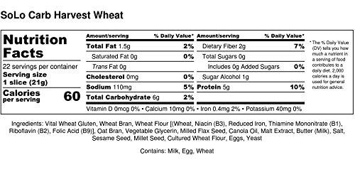 so lo carb protein