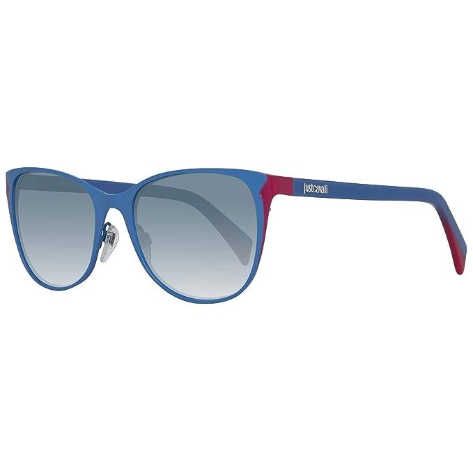 Amazon.com: JUST CAVALLI Womens JC741S5483Z Sunglasses ...