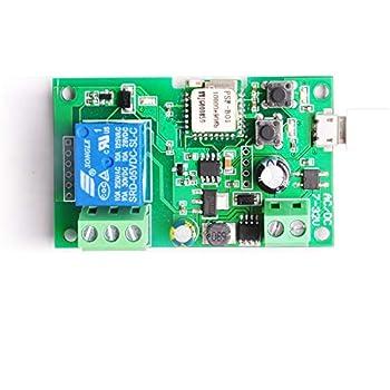 Dc5v 12v 24v 32v Sonoff Wifi Switch Wireless Relay Module