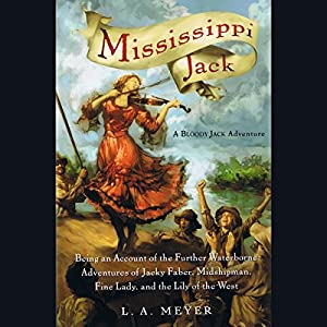 Mississippi Jack Audiobook
