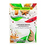 Splendor Garden organic Cardamom Ground,20.0 Gram