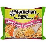 Maruchan Ramen Lime Chili Shrimp, 0.1875-Ounce
