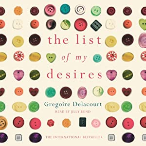 The List of My Desires Audiobook