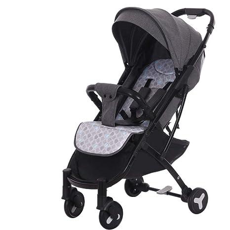 Amazon.es: Carro de bebé ligero Cochecito de bebé ...