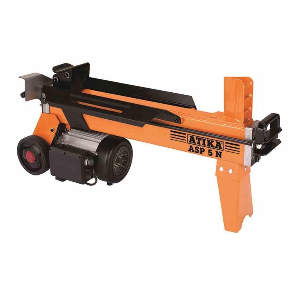 ASP 5 N Brennholzspalter (horizontal) Spaltgutlänge max. 520 mm