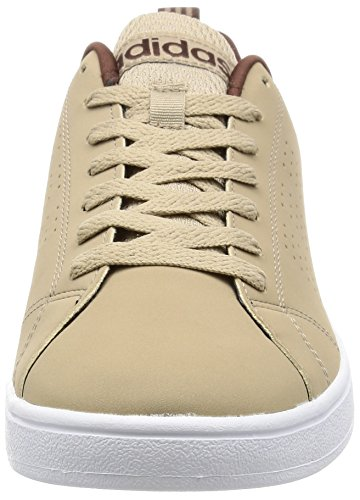 Adidas VS ADVANTAGE CLEAN Herren Sneaker, Beige –