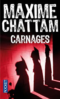 Carnages par Chattam