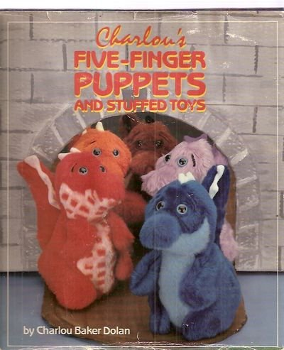 Charlou's Five-Finger Puppets and Stuffed Toys