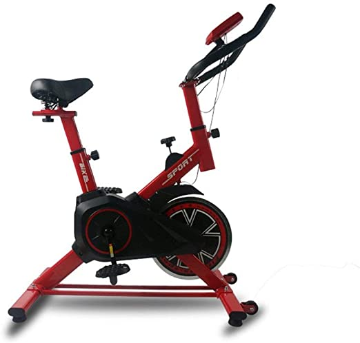 Bangxiu Bicicleta estática de Fitness Entrenador de Bicicletas ...