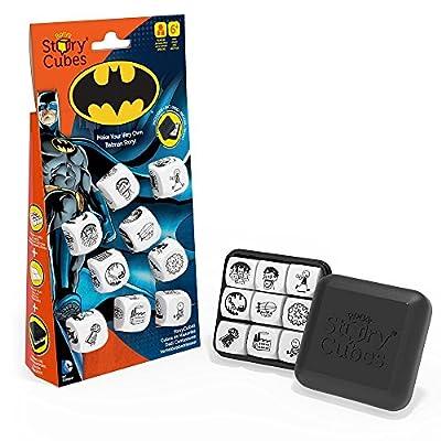 Creativity Hub Rory's Store Cubes: DC Comics Batman Dice Game Set: Toys & Games