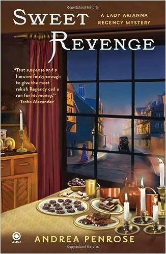 Sweet Revenge: A Lady Arianna Regency Mystery (Lady Arianna Hadley Mystery)