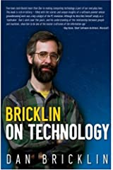 Bricklin on Technology Paperback