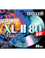 CD-RW 80 Muziek Juweel Single Case 10mm