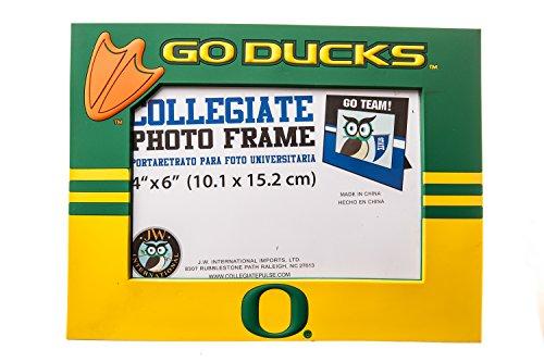 (Collegiate Pulse Oregon Ducks NCAA PVC Photo Frame)