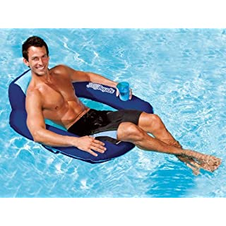 SwimWays Spring Pool Float SunSeat - 2 Pack