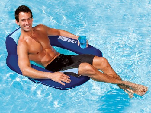 SwimWays Spring Pool Float SunSeat - 2 Pack