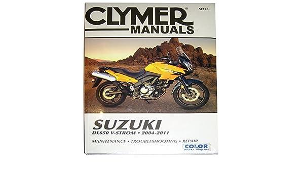 Clymer Suzuki DL650 V-STROM 2004 - 2011: Amazon.es: Deportes y aire libre