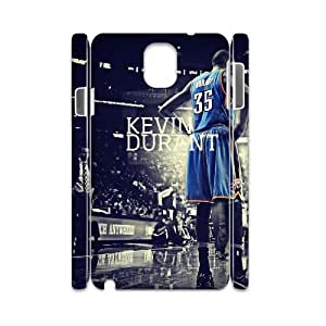 YUAHS(TM) Unique Design 3D Cell Phone Case for Samsung galaxy Note 3 N9000 with Kevin Durant YAS110675