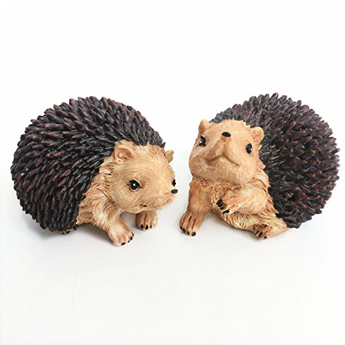 PhilosoCat Outdoor Ornament Garden Decor Sculptural Little Hedgehog Lawn Statues Review