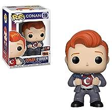 Funko Pop! Conan O'Brien Going Clark Kent Super Suit Exclusive Vinyl Figure