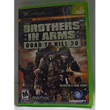 MICROSOFT XBOX BROTHERS IN ARMS -- ROAD TO HILL 30
