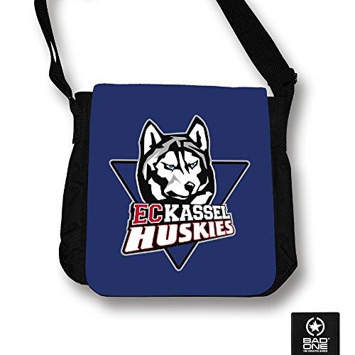 "Kassel Huskies ""Logo"" Tasche, mittel"