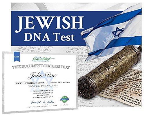 Jewish DNA Fingerprint Plus Test by DNA Consultants