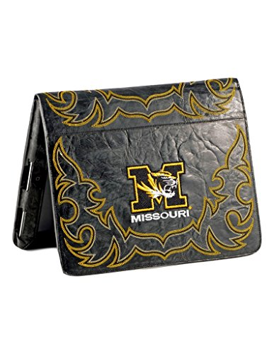 (Gameday Boots NCAA Missouri Tigers Mis-IP060University of Missouri iPad 2 Cover, Black, One Size)
