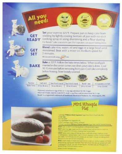 Pillsbury Sugar Free Chocolate Cake Mix