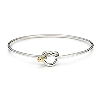 NYKKOLA New Fashion Beautiful Genuine 925 Sterling Silver elegant bracelet / bangle Unisex jewellery plating lqT9Vt2