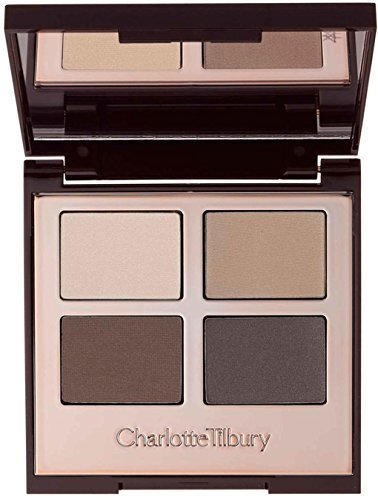 Charlotte Tilbury Luxury Eye Shadow Palette Quad - The Sophisticate - Full Size