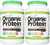 Plant Based Protein Powder by Orgain, 3 Flavors, Various Sizes